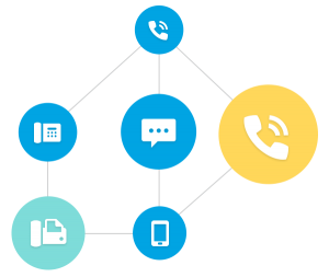 Business VoIP Diagram